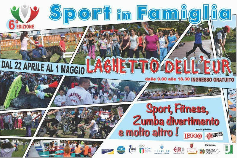 Sport in Famiglia