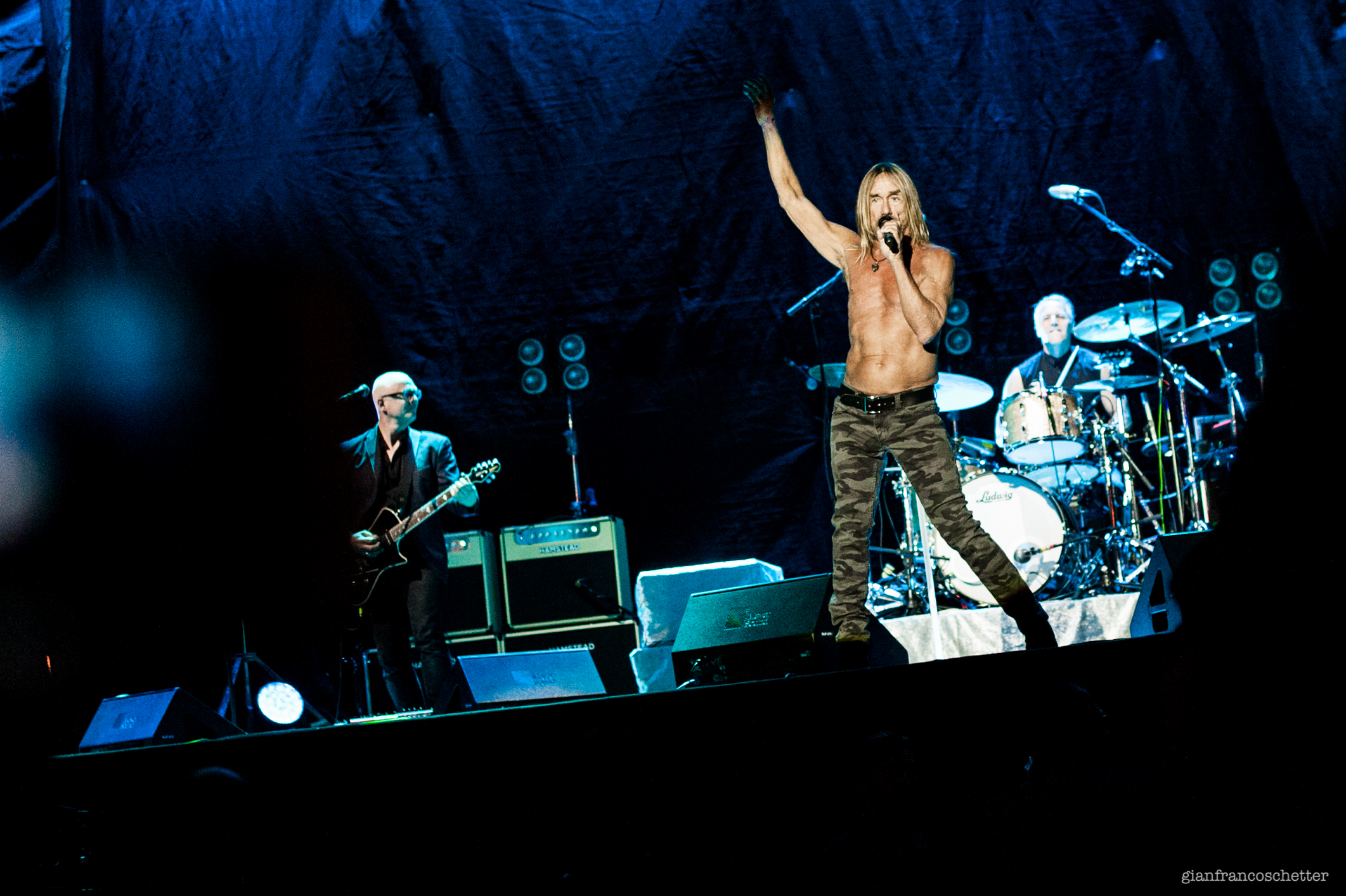 Iggy Pop: il corpo del rock sbarca in Italia