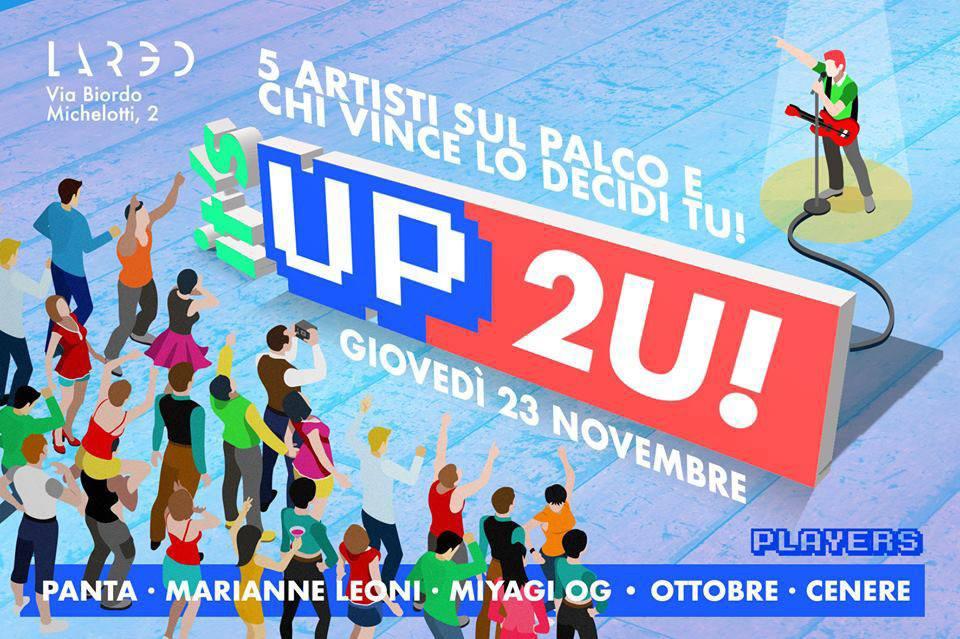 It'sUp2U!