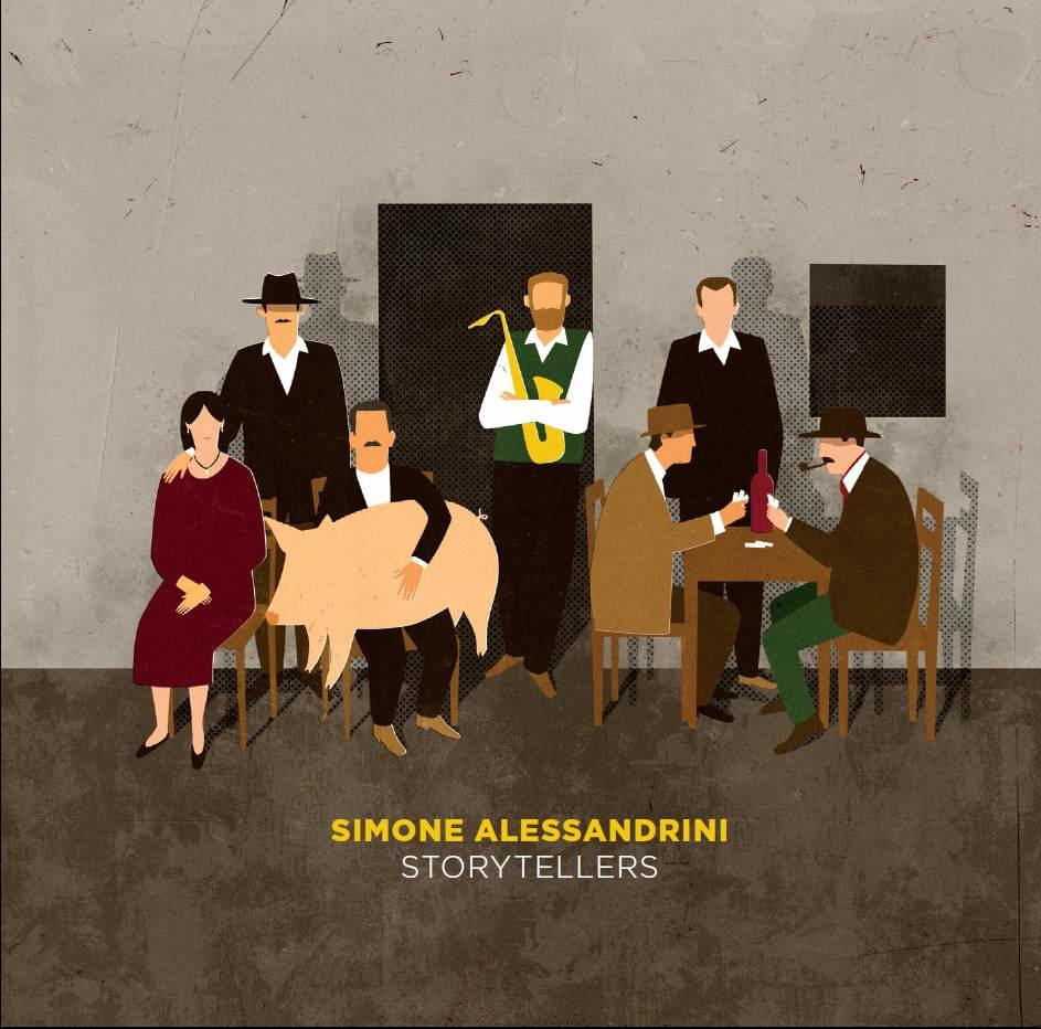 Storytellers di Simone Alessandrini