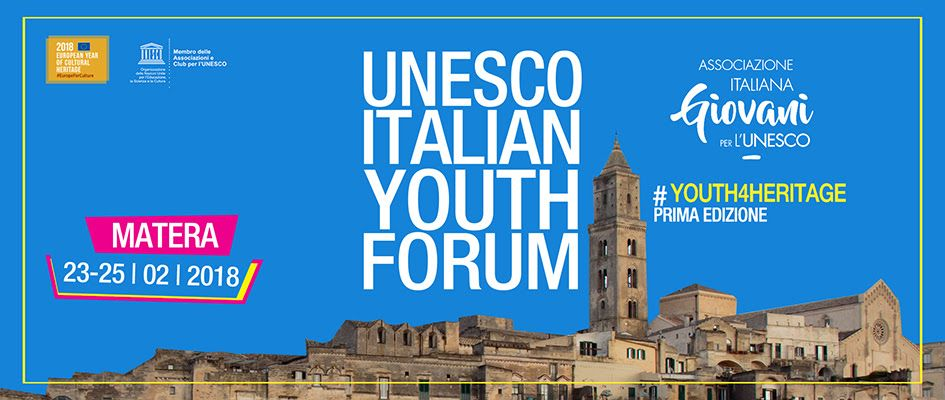 Unesco Italian Youth Forum