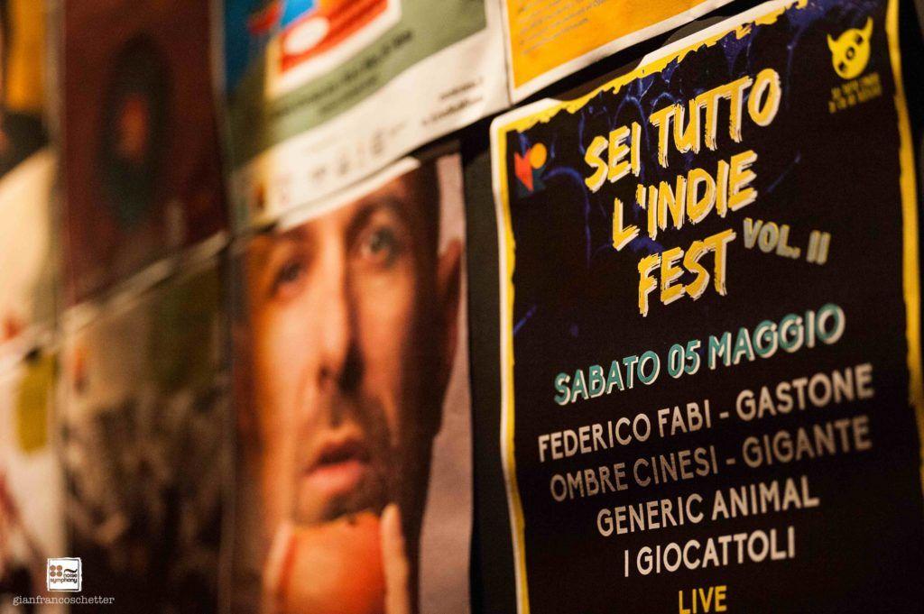 Sei Tutto l'Indie Fest