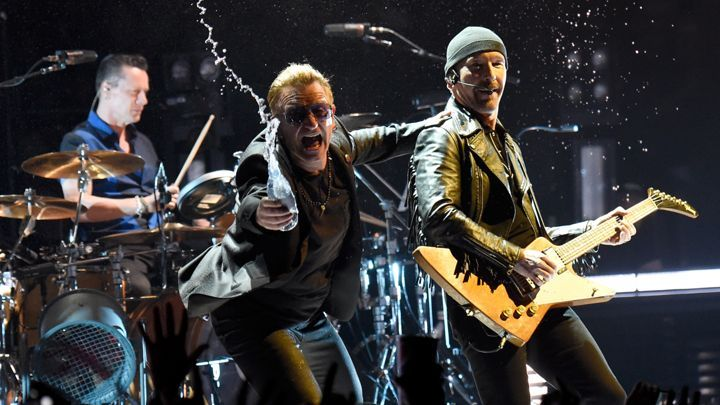 U2 live in Paris in DVD e Blu Ray