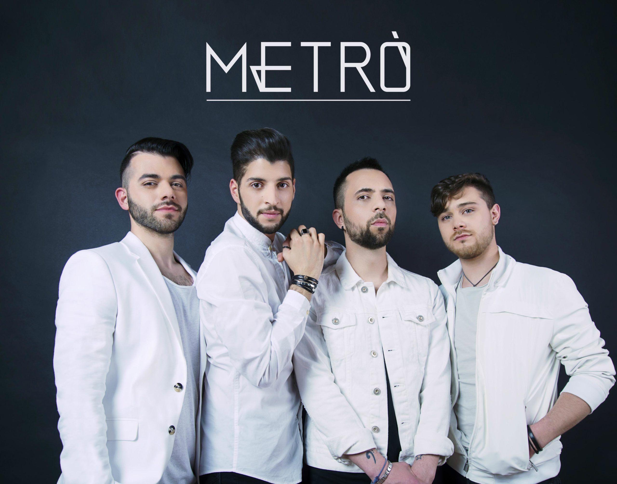 """""""Uno Qualunque"""". Il nuovo singolo dei Metrò"""