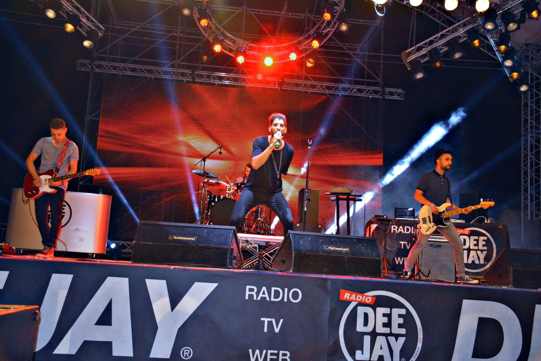 La seconda edizione del Deejay on Stage