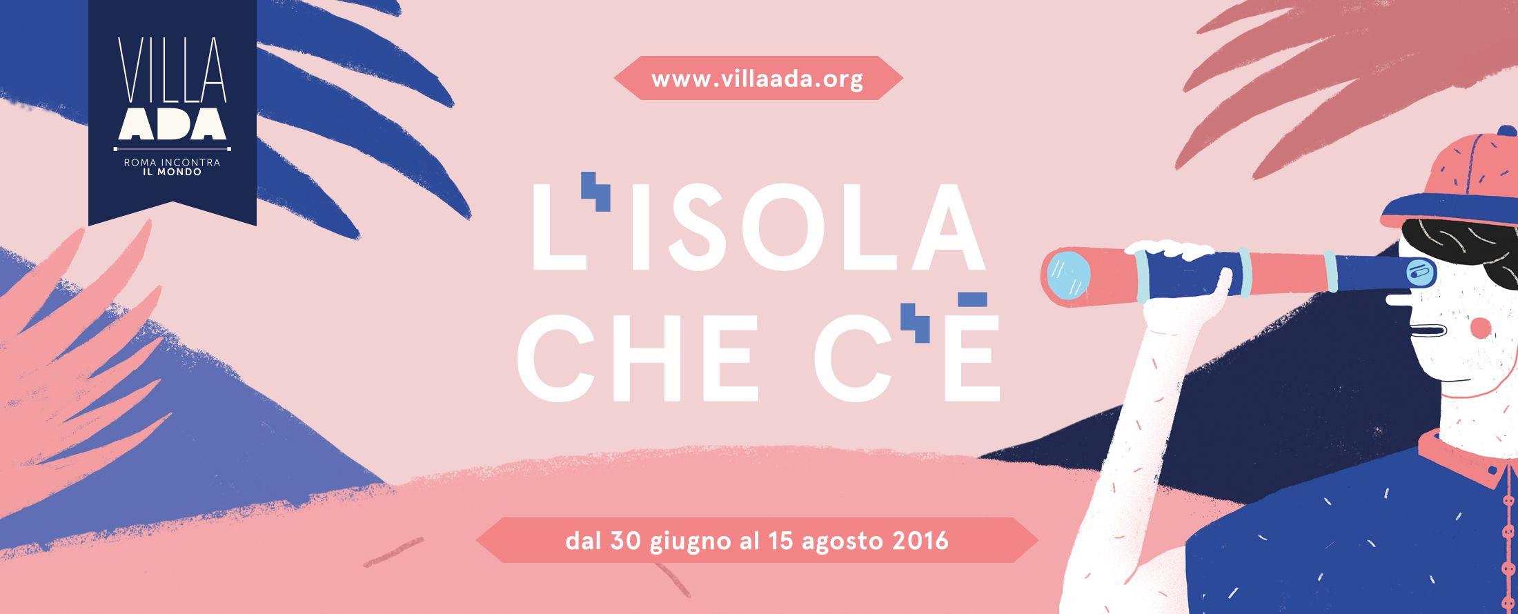 Villa Ada – Roma incontra il mondo