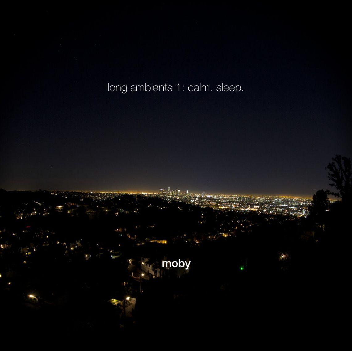 Musica ambient nel nuovo album di Moby