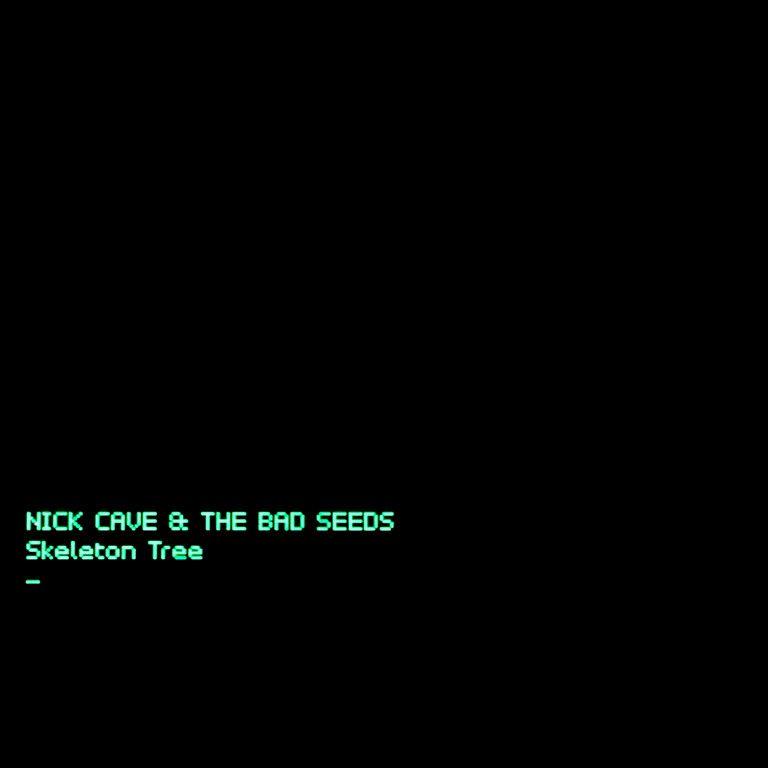 """La copertina di """"Skeleton tree"""", il nuovo album di Nick Cave & The Bad Seeds"""