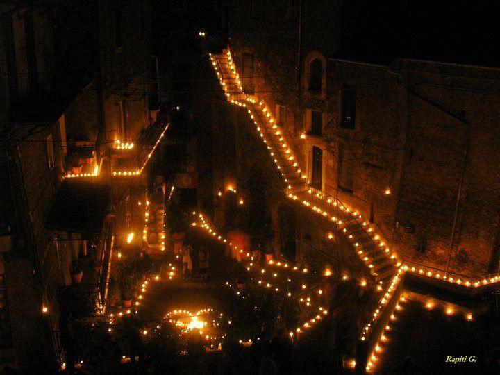 La notte delle candele a caffeina dal 24 Giugno al 3 Luglio