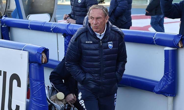 Serie A: cambia la musica del Pescara, non di Zeman