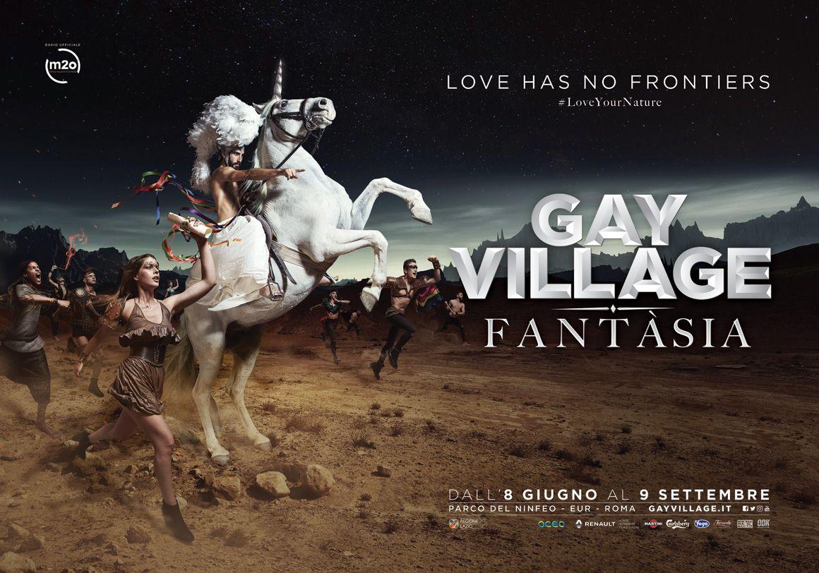 Gay Village Fantàsia presenta Cultura, Cinema e Musica