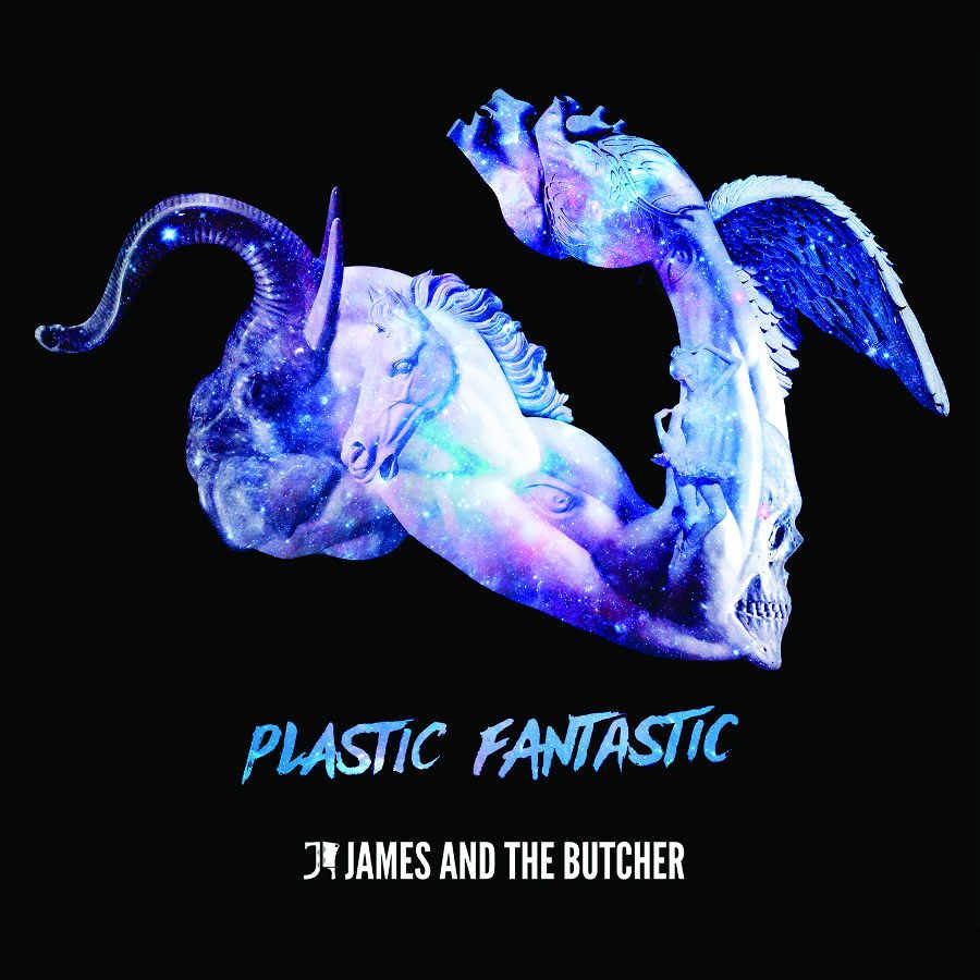 """Plastic Fantastic"" è il disco di debutto di James and the Butcher"