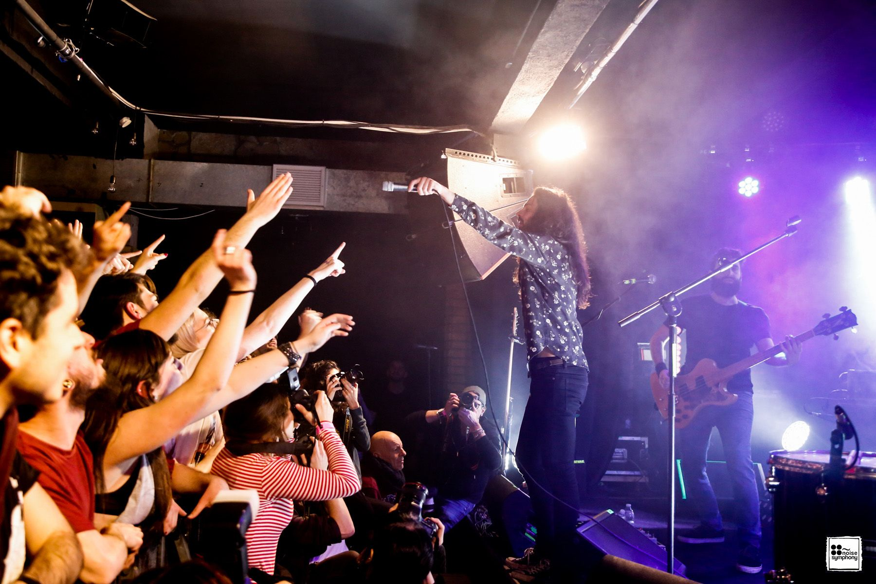 L'ennesimo sold out da dipendenza dei Fast Animals and Slow Kids – Photogallery @ Monk
