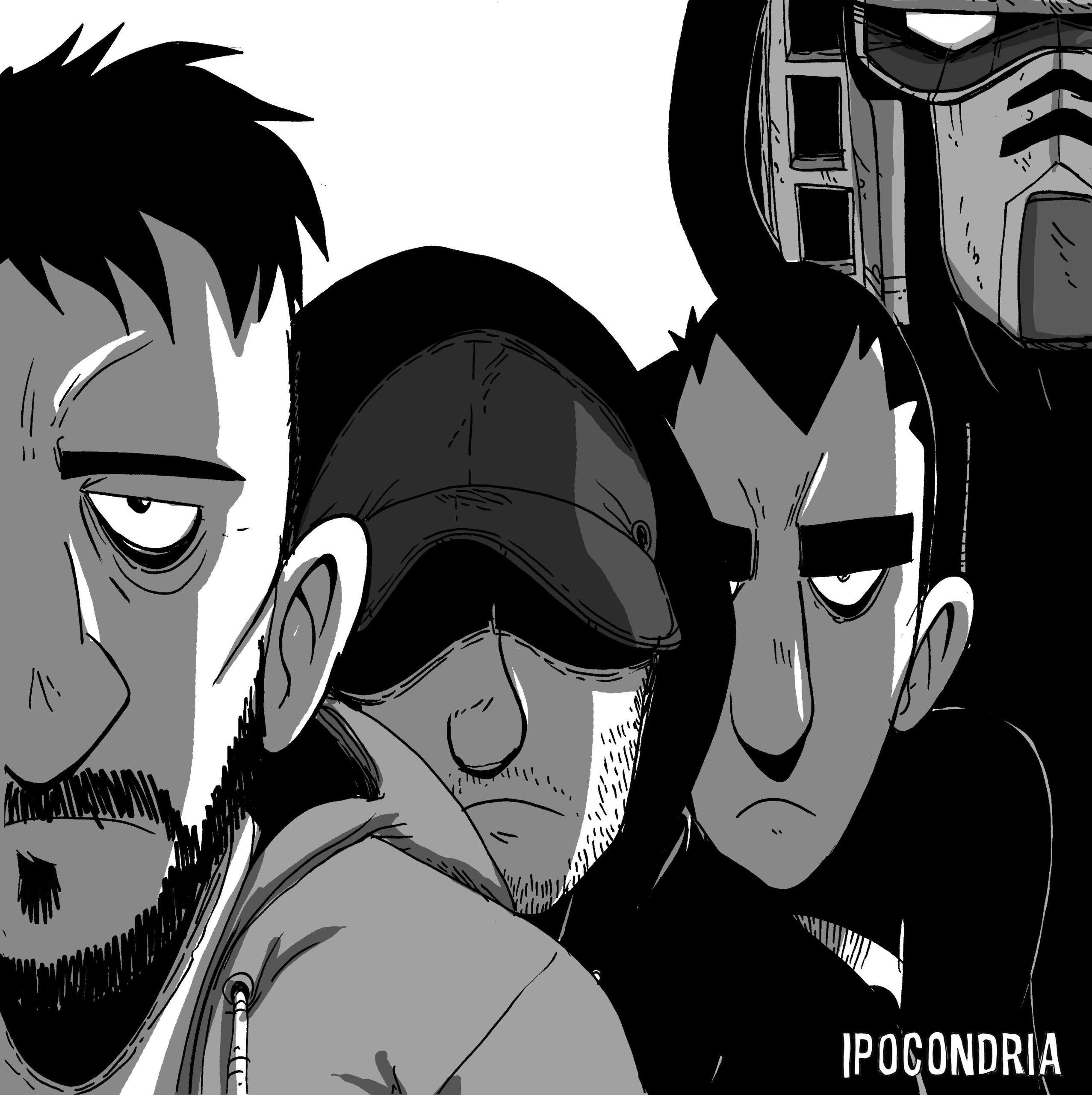 """Esce """"Ipocondria"""", il nuovo singolo di Giancane feat. Rancore"""