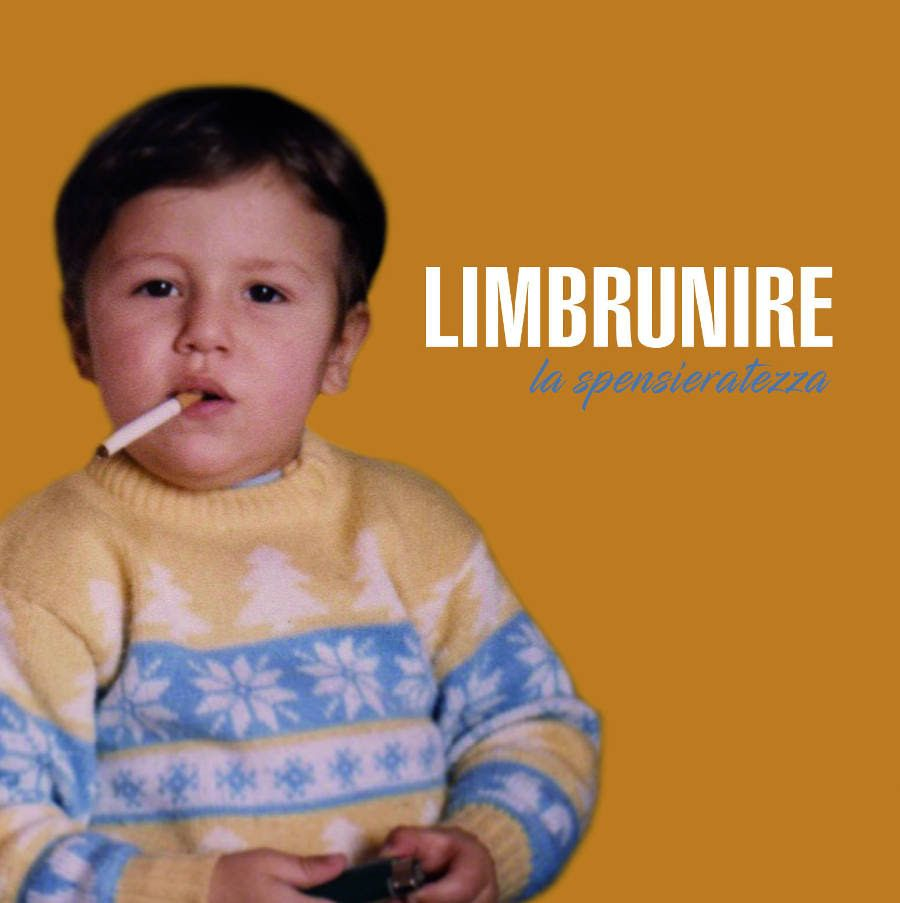 """La Spensieratezza"" il debutto synth-pop di Limbrunire"