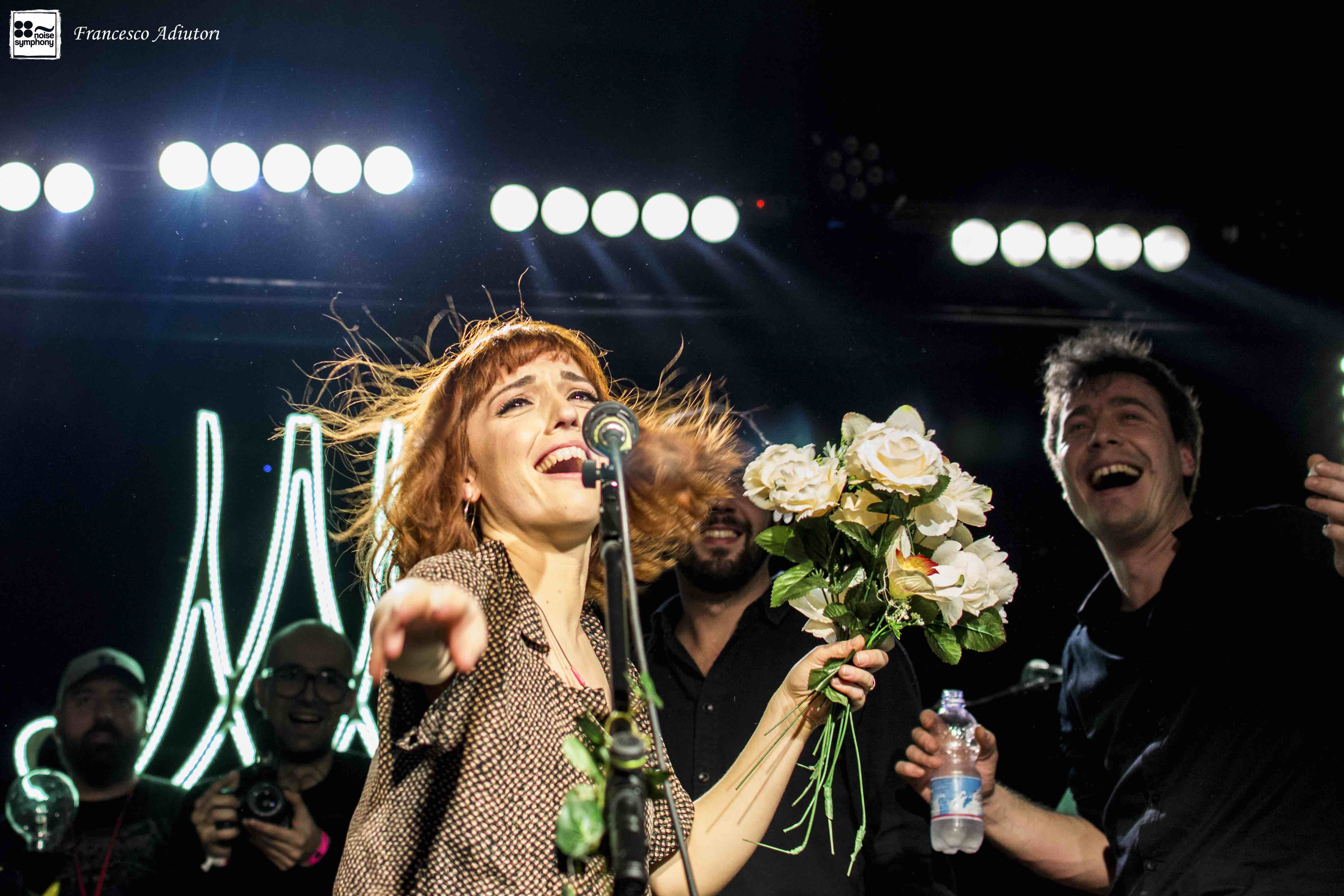 Maria Antonietta Live @ Monk | Photogallery