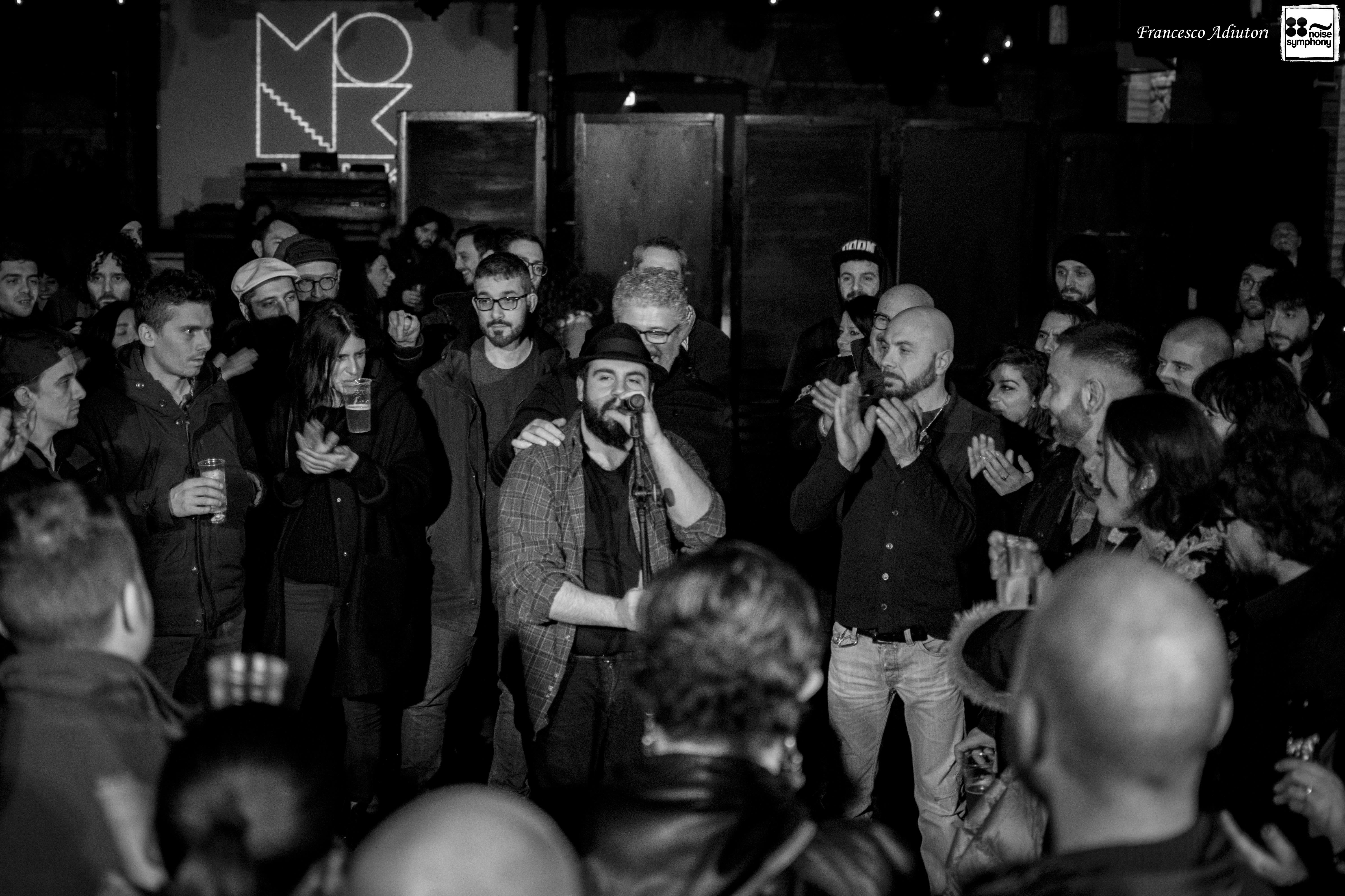 The Castaway: il party per il nuovo disco al Monk | Photogallery