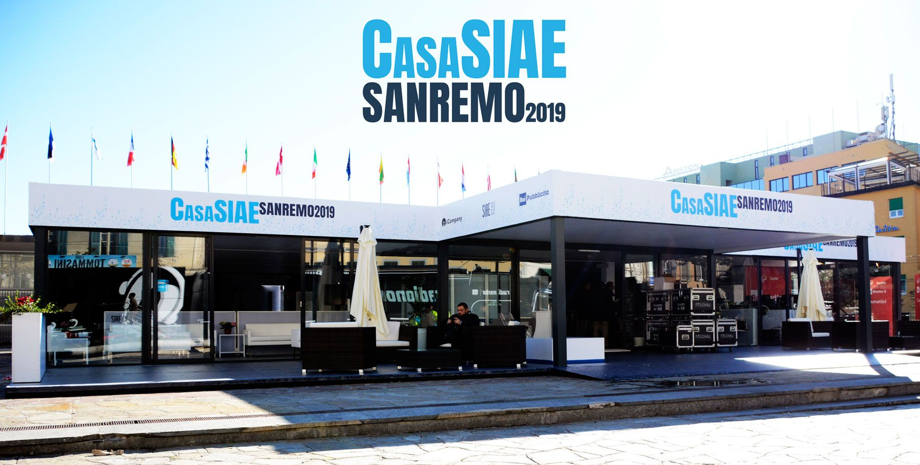 Al via il programma di eventi in Casa Siae a Sanremo