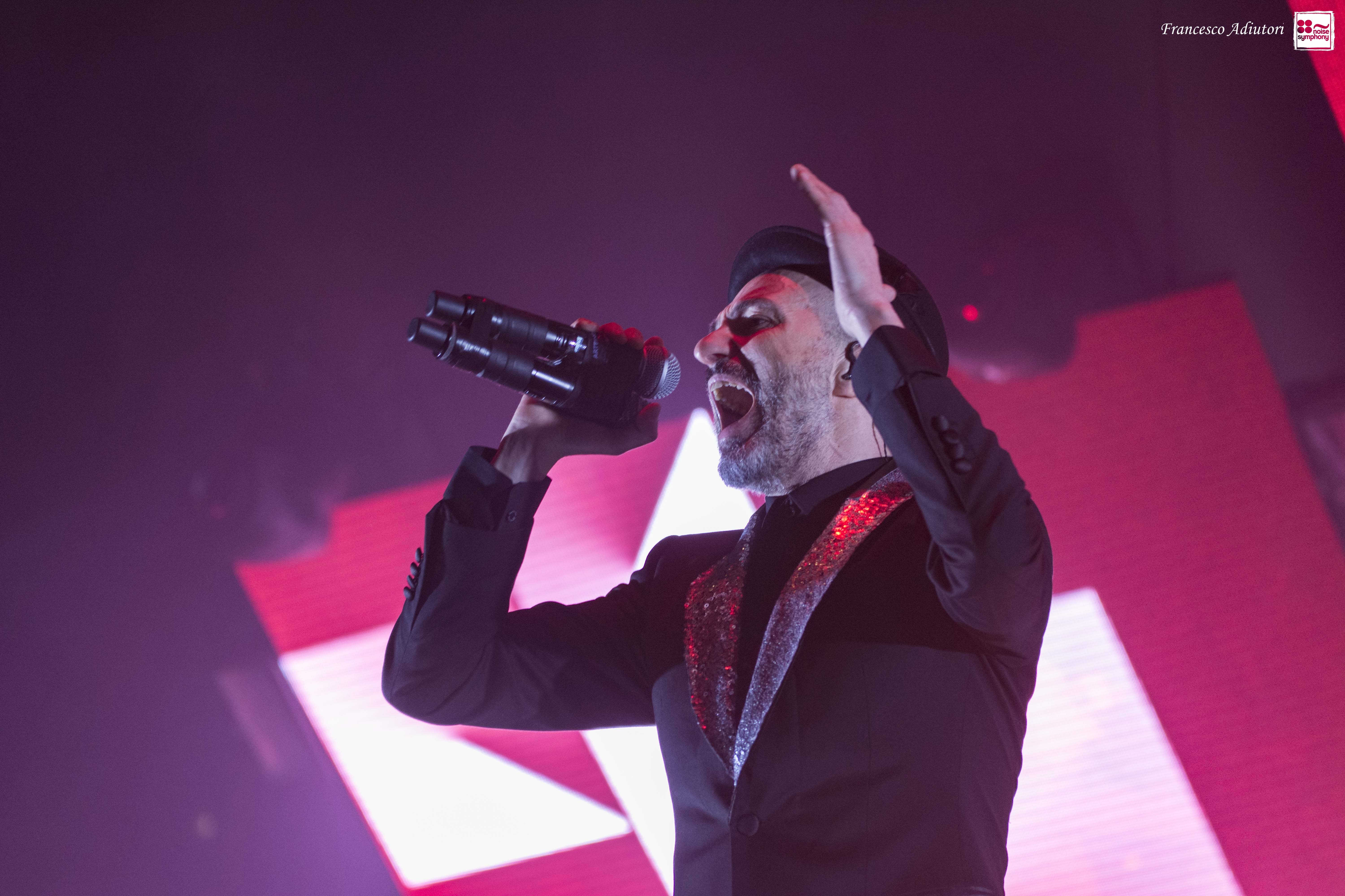 """Subsonica """"8 Tour"""" @ Palalottomatica 