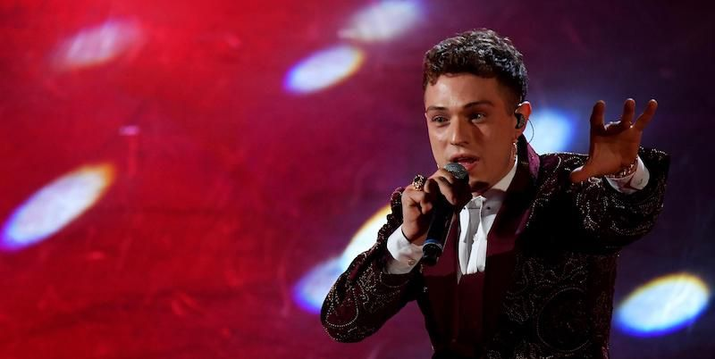 Irama: da Amici all'Ariston per la seconda volta | Intervista