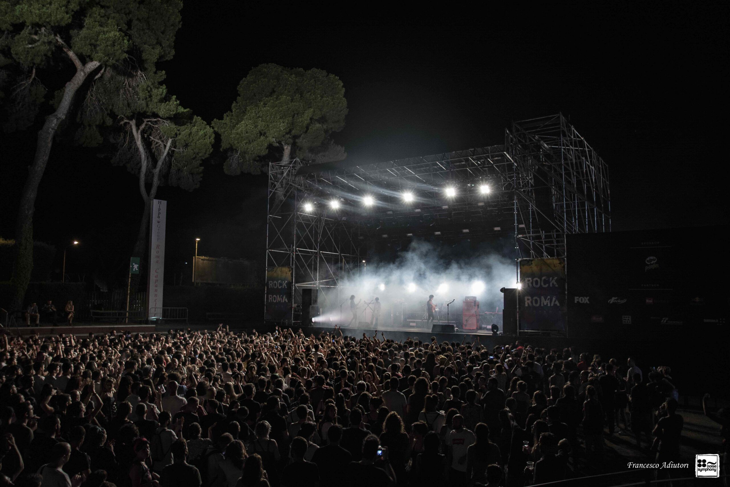 The Zen Circus Rock in Roma