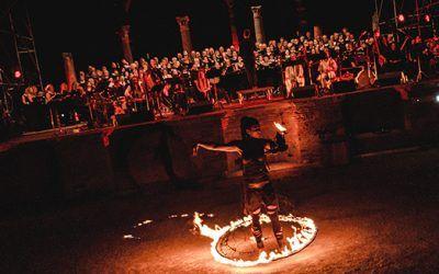 Carmina Burana: le origini al Roma Summer Fest