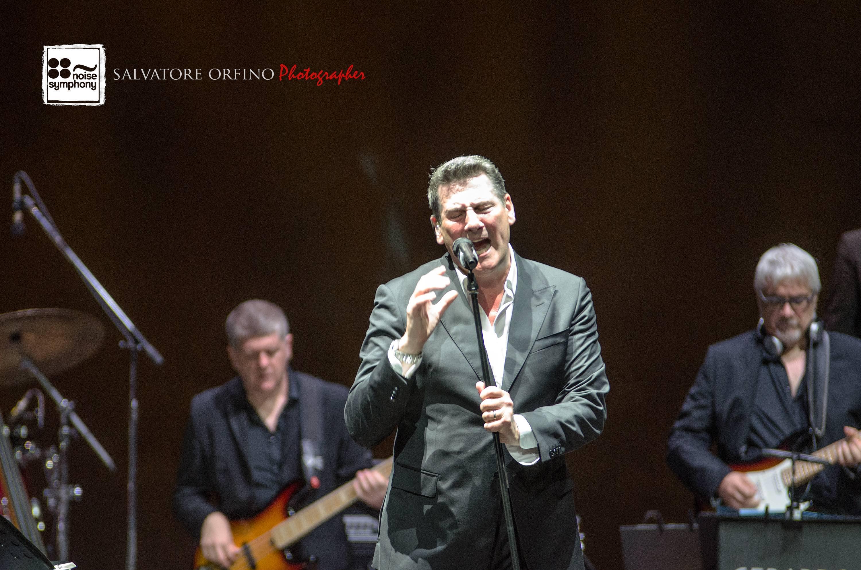 Tony Hadley e Gerardo Di Lella Pop O'rchestra @ Roma