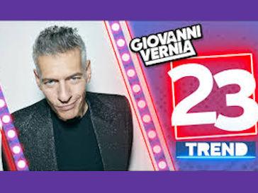 Giovanni Vernia 23 e trend