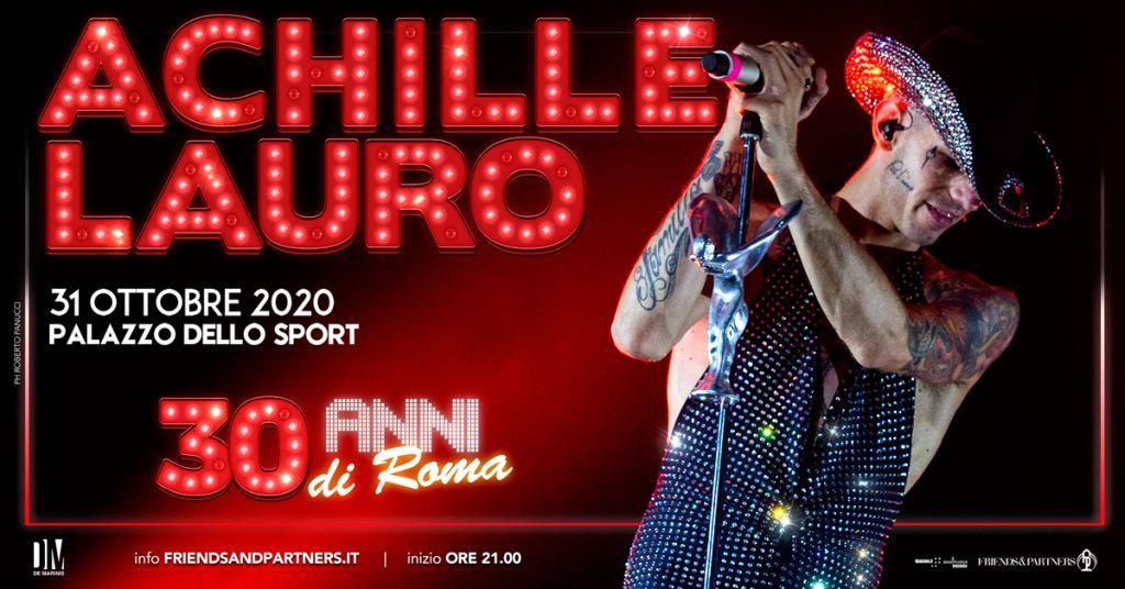 Achille Lauro: 30 anni di Roma