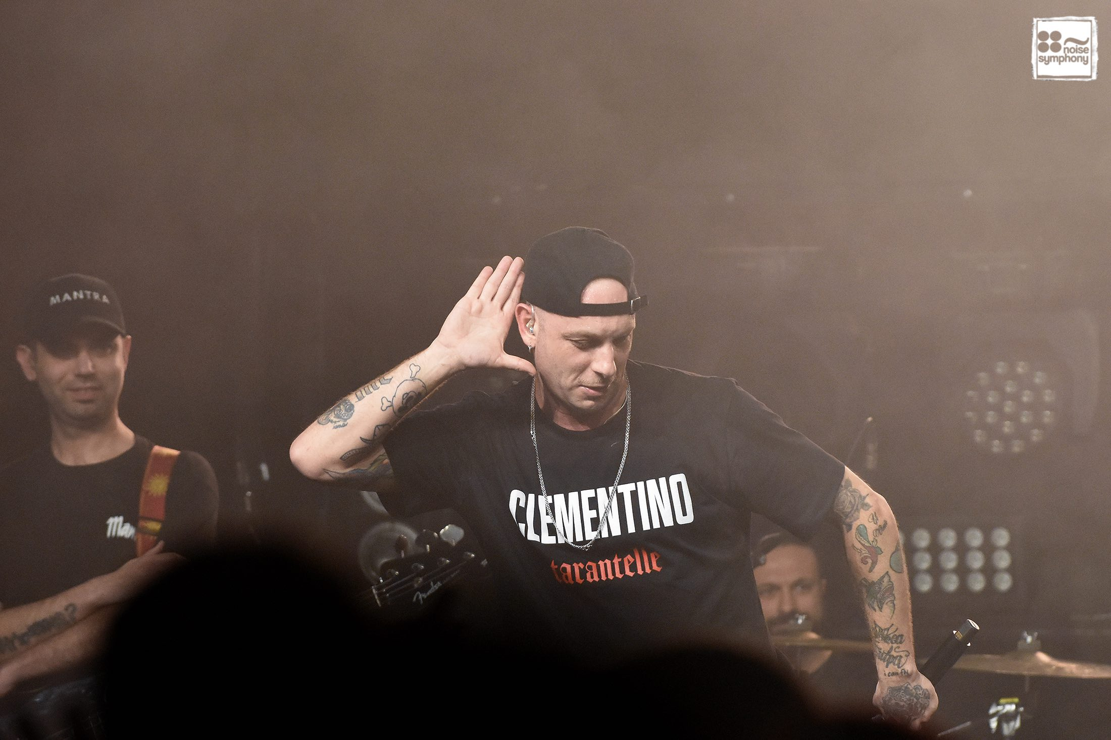 Clementino live a Roma | Photogallery