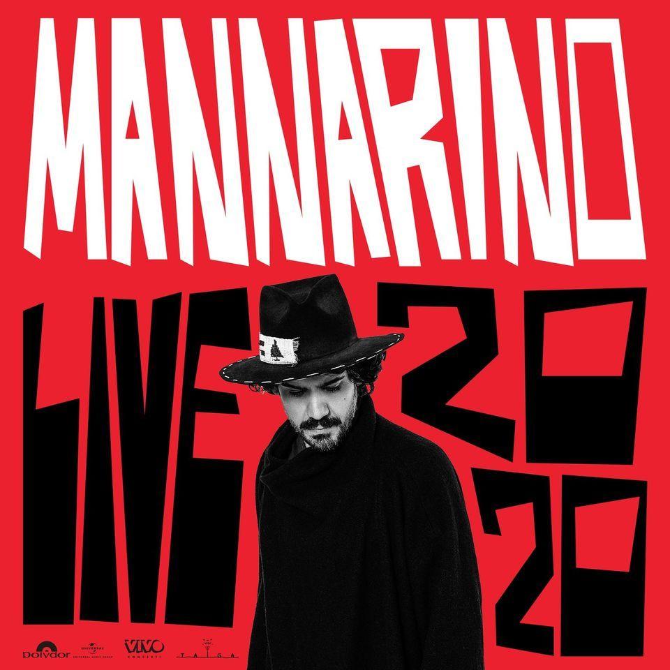 Mannarino Live 2020: il grande ritorno