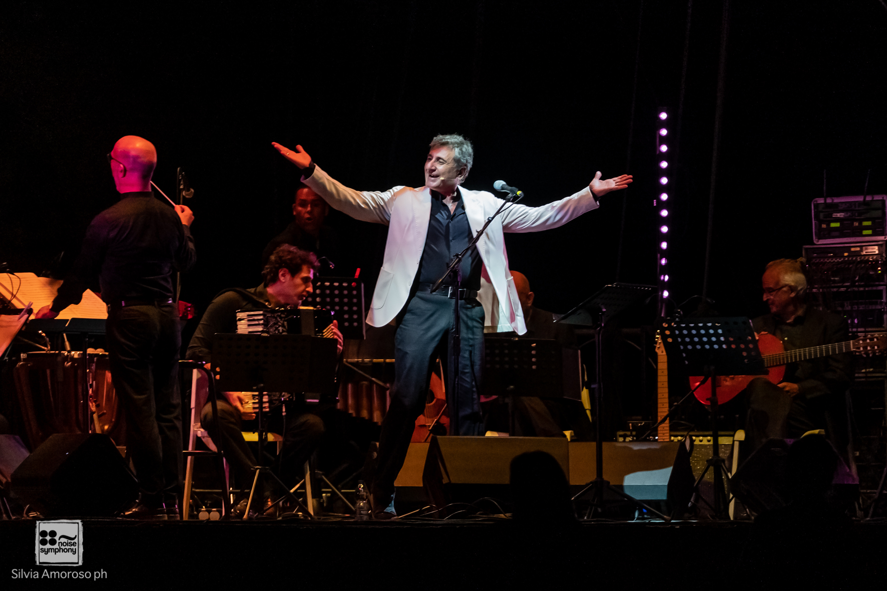 Di Giacomo In The Mood live per Napoli Teatro Festival