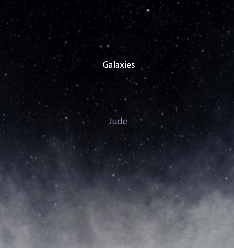 Galaxies: musica sperimentale e d'autore. L'intervista a Jude