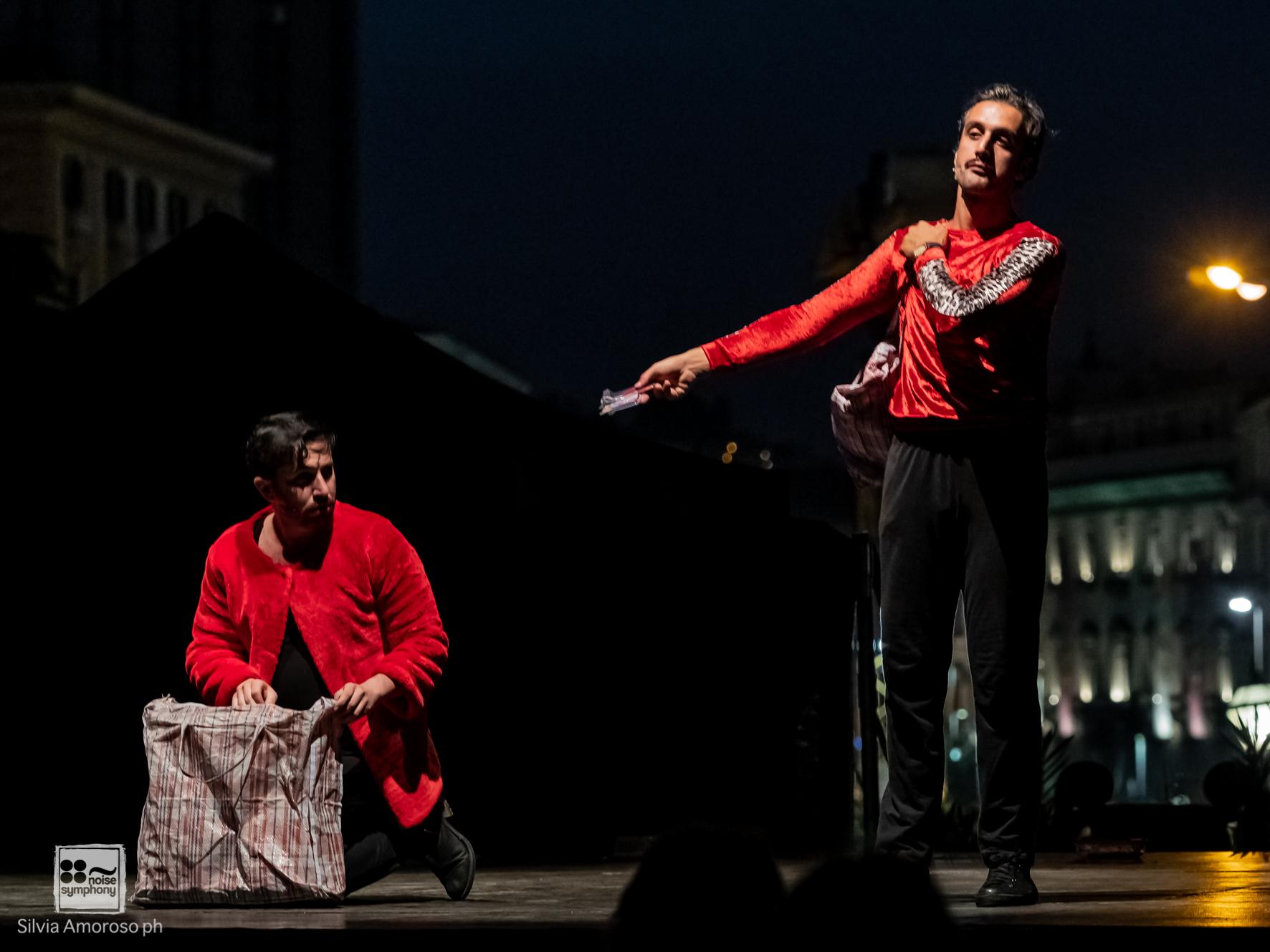 Il Colloquio in scena per il Napoli Teatro Festival