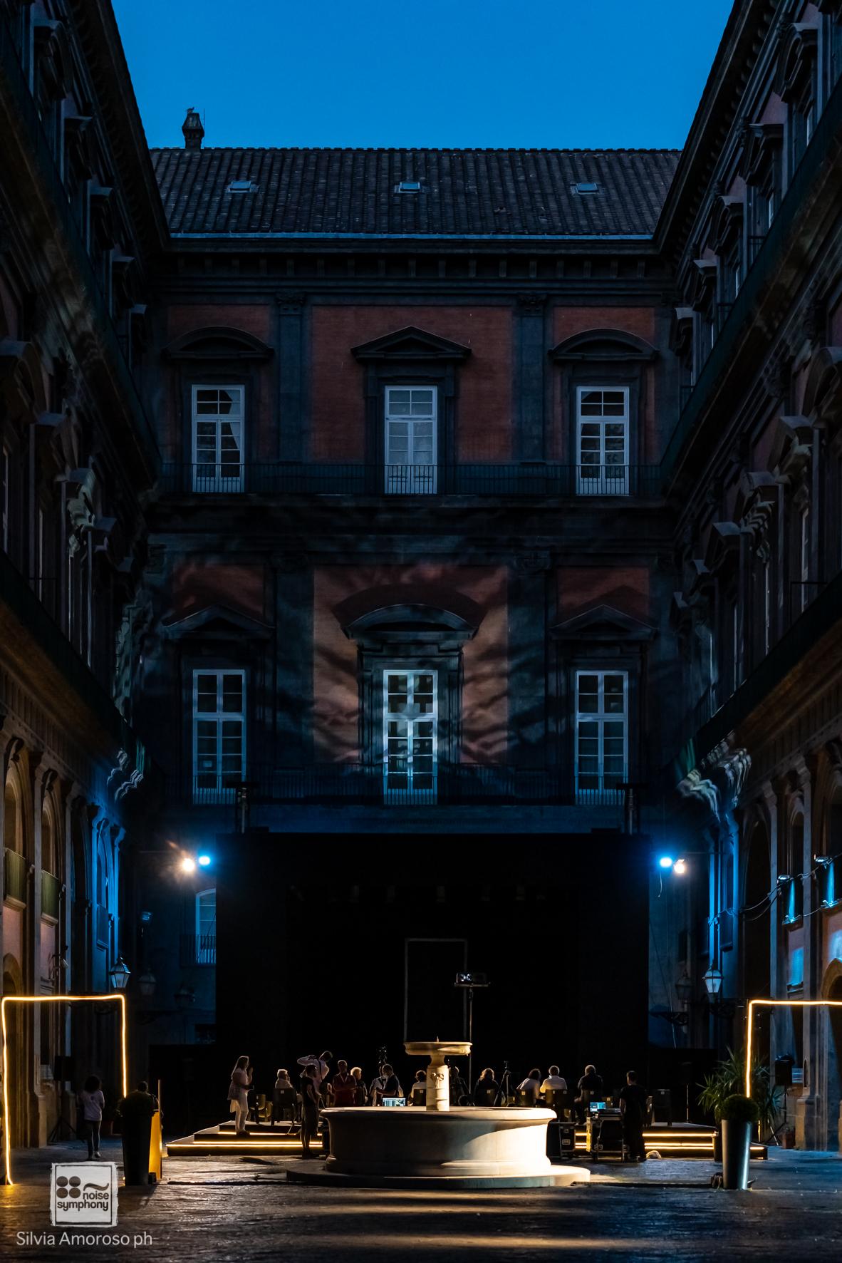 Le Eccentricità di un Usignolo_Cortile delle Carrozze Palazzo Reale_17.07.20_001