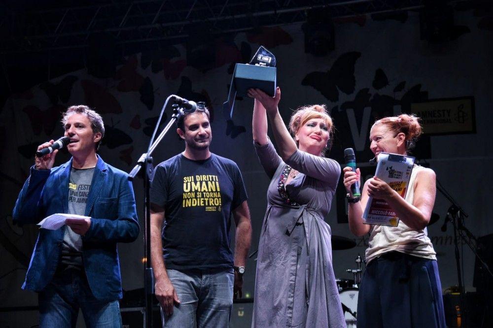 H.E.R vince il Premio Amnesty Emergenti 2020