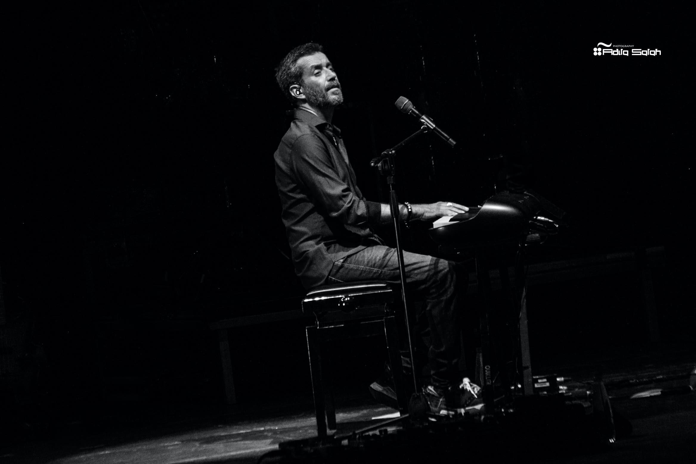 La sfida di Daniele Silvestri all'Auditorium: photogallery