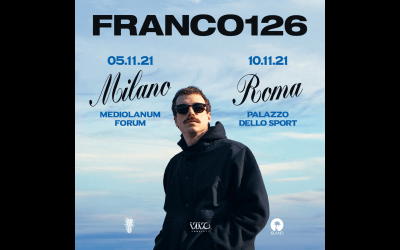 Blue Jeans: Franco126 feat.Calcutta e l'annuncio di due date live