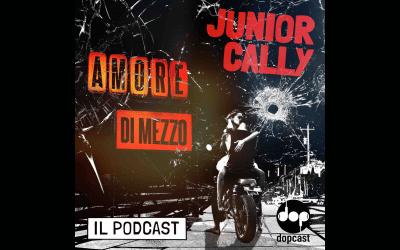 """Junior Cally: debutto podcast con """"Amore di mezzo"""""""