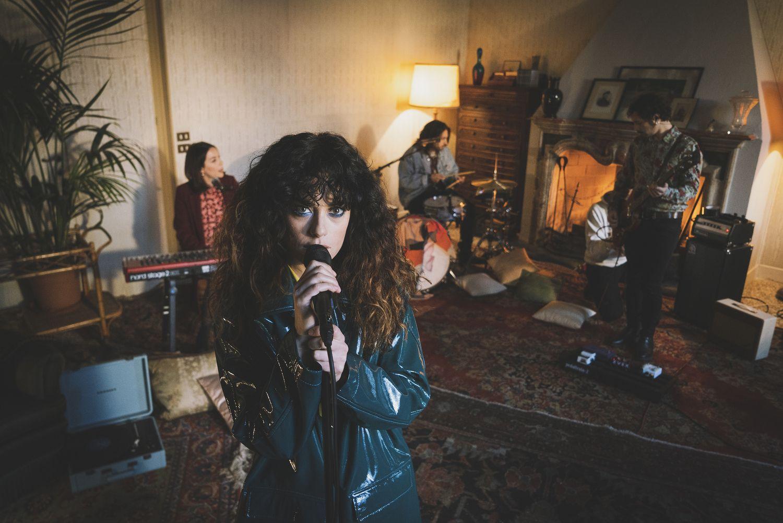Angelica: l'esclusiva live session il 31 marzo
