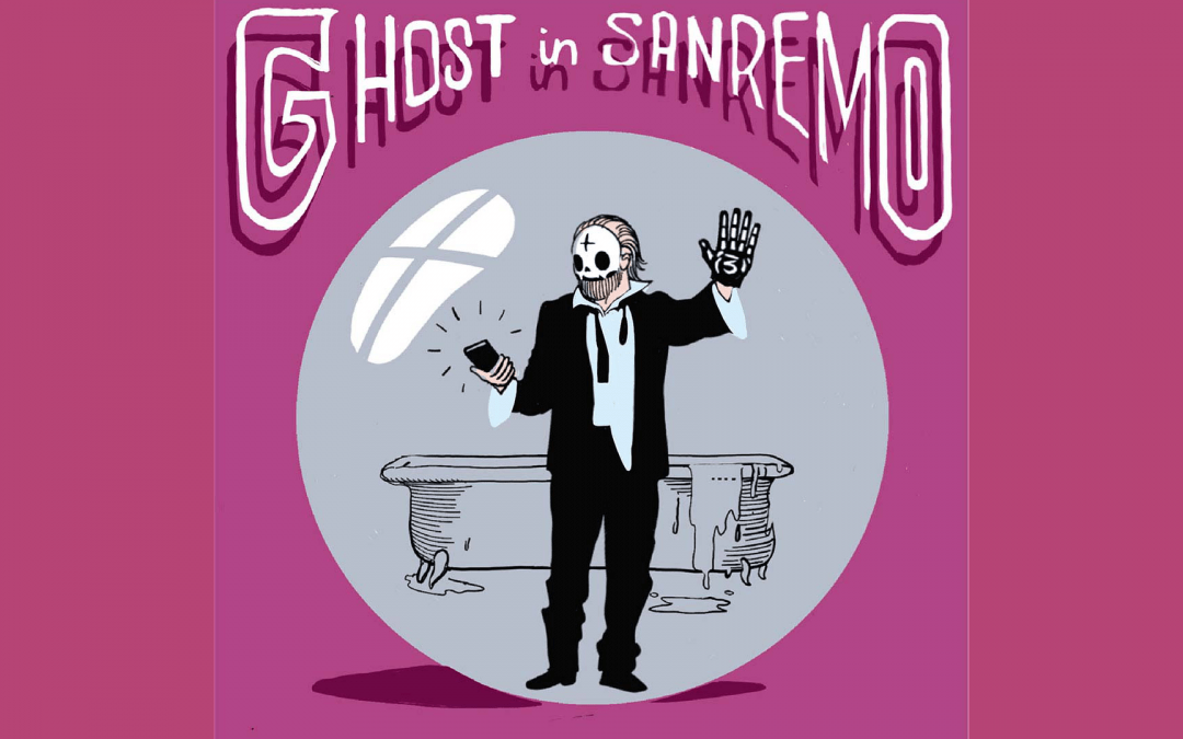 GHOST IN SANREMO