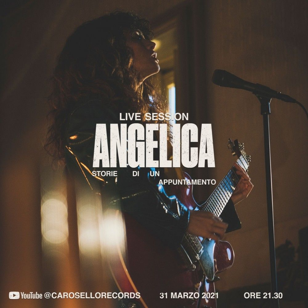 angelica_live_session