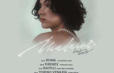 Madame in tour a Dicembre con il nuovo disco