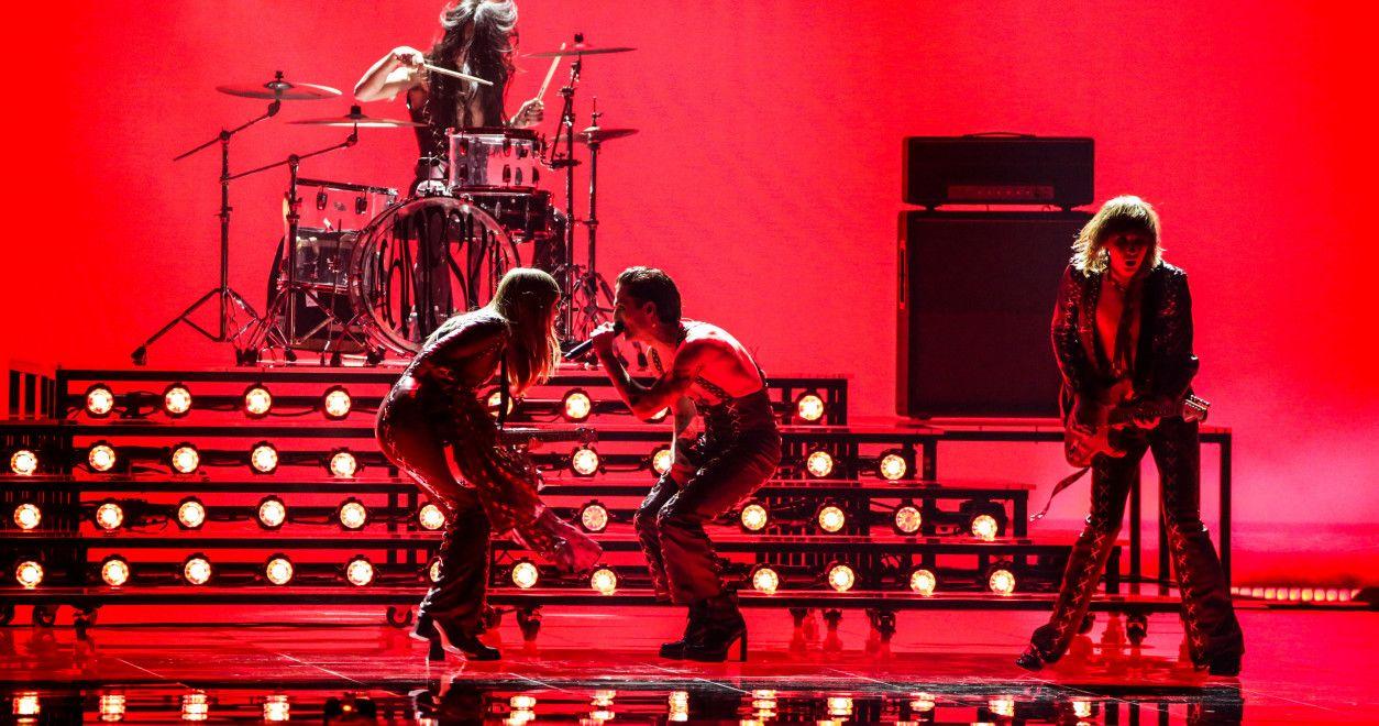 Måneskin Eurovision
