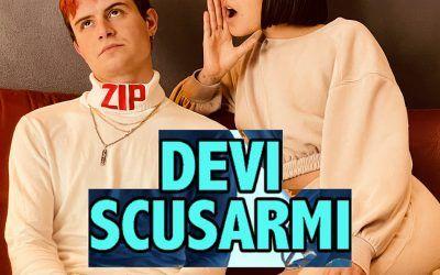 """Zip: """"Devi scusarmi"""" è una canzone che corre veloce"""