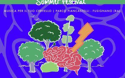 Brainstorm Summer Festival: Musica per il tuo cervello