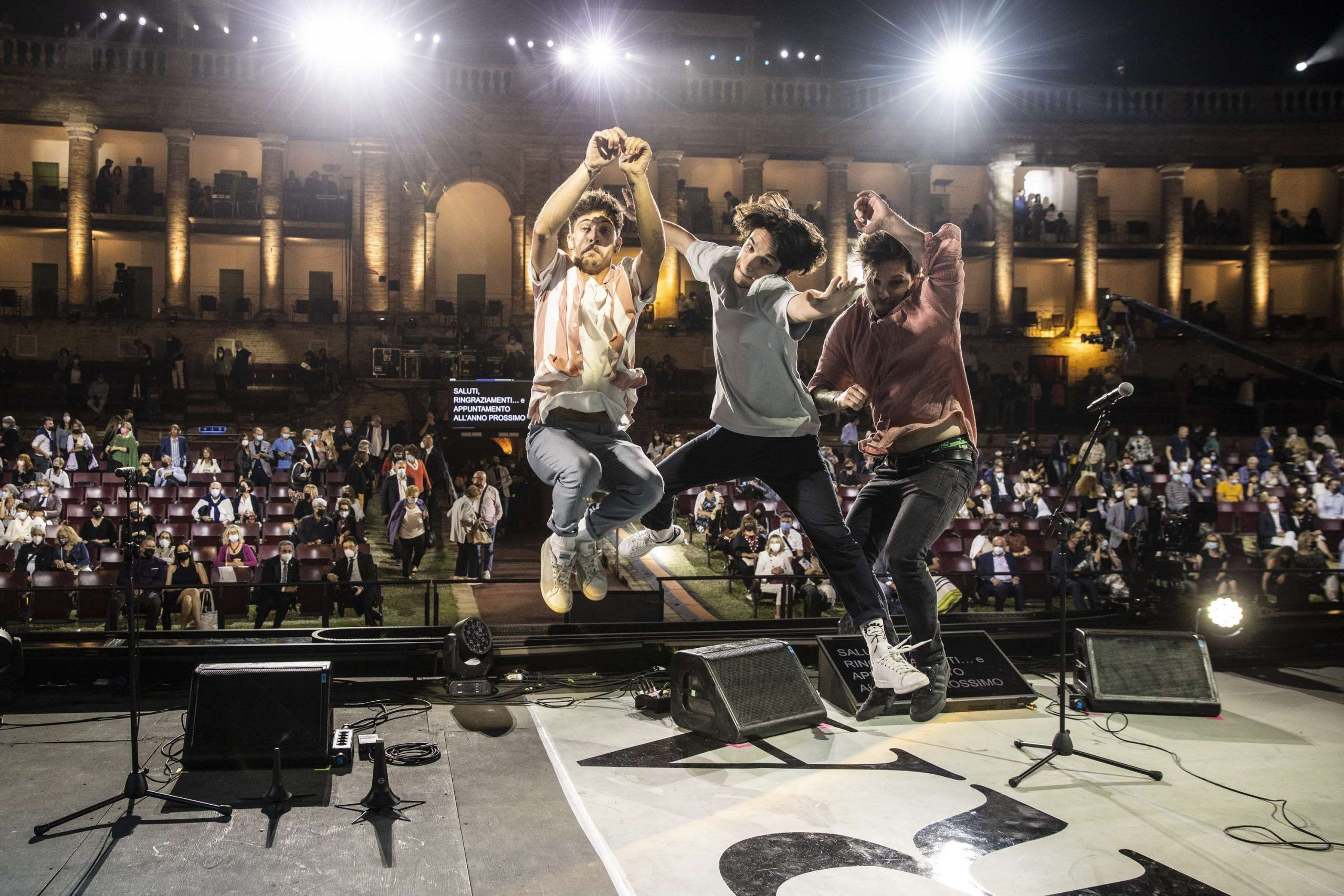 The Jab vincono la trentaduesima edizione di Musicultura