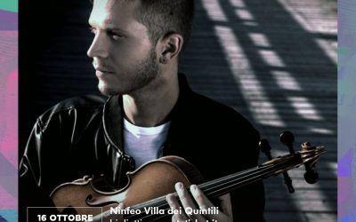Federico Mecozzi a Roma per un doppio appuntamento live