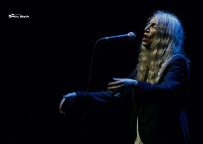 Patti Smith ph Adila Salah