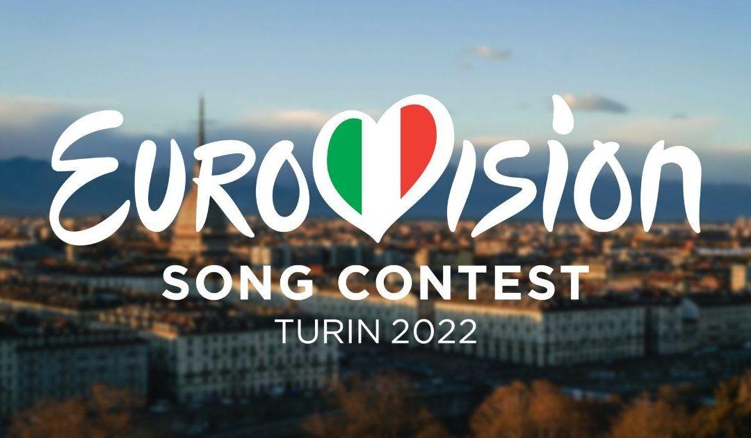 Torino ospiterà l'Eurovision 2022